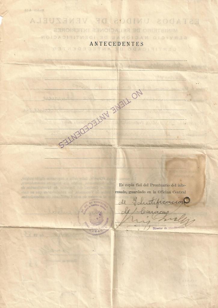 certificat-venezuelien-verso