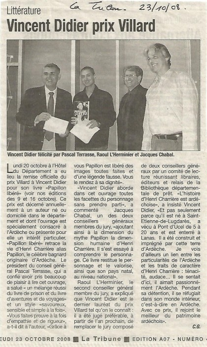 article-prix-villard-la-tribune