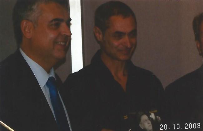 Pascal Terrasse et Vincent Didier.